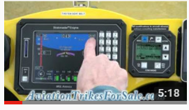 MGL Enigma EFIS With V10 Radio: Part 1, Taxi Run-up How To