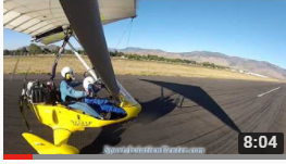 Raj Learning Trike Landings, Part 2 Of 5